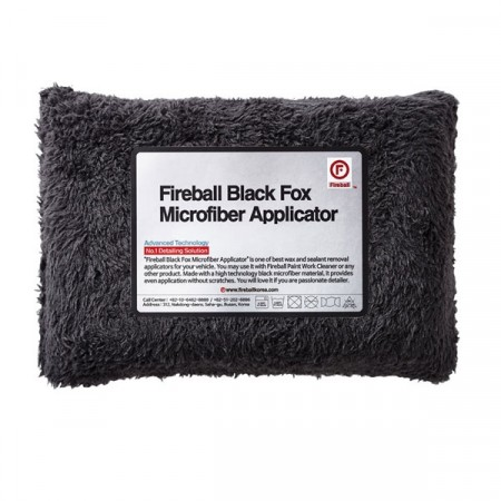 Black Fox Microfiber applikator
